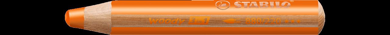 STABILO woody 3in1
