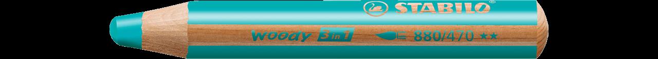 STABILO woody 3 in 1