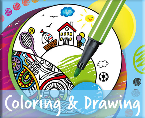 STABILO Coloring & Drawing products