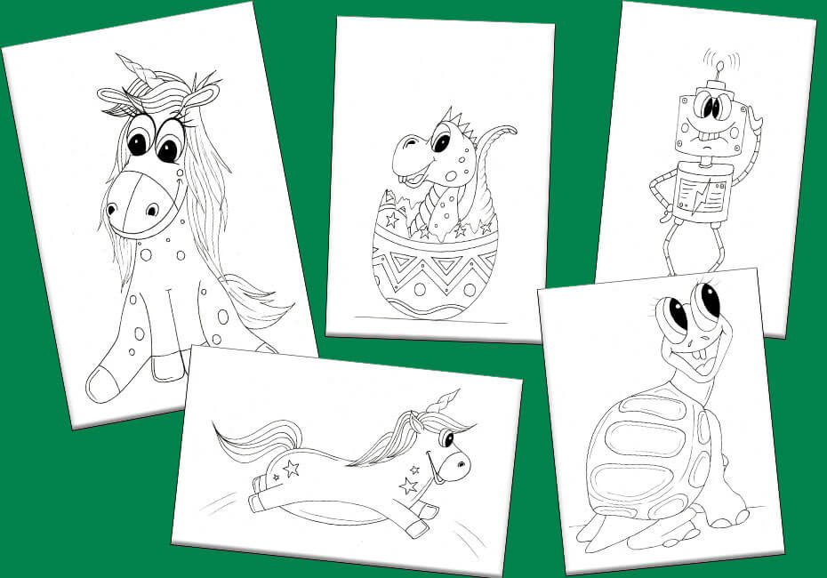 This Kind Of On Line Coloring Page For Children Will - Creation ... | 650x930