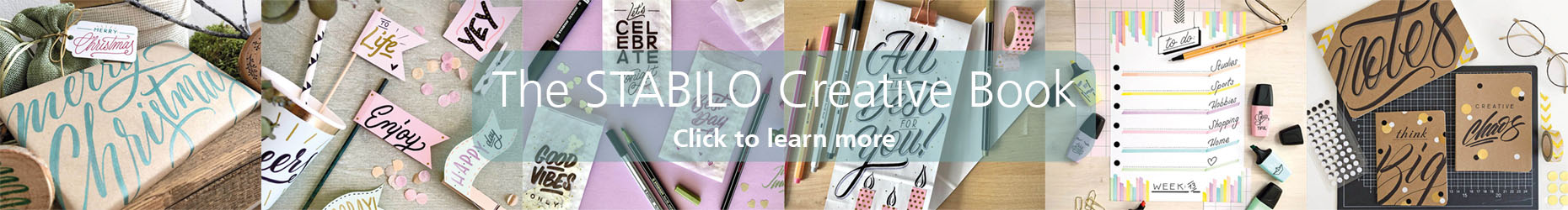 Link to STABILO Creative Book
