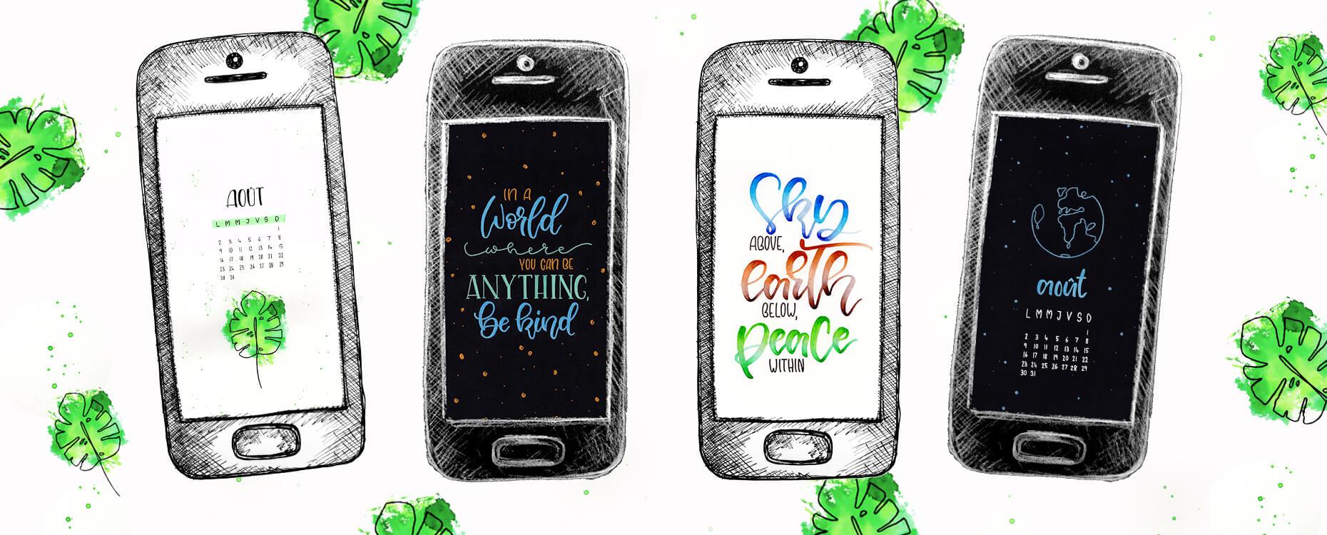 STABILO Smartphone Wallpaper Download