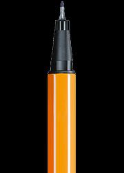 Penne colorate a punta fine