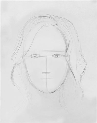 Ongebruikt Zo teken je in 6 stappen een realistisch portret - www.stabilo.nl BD-49