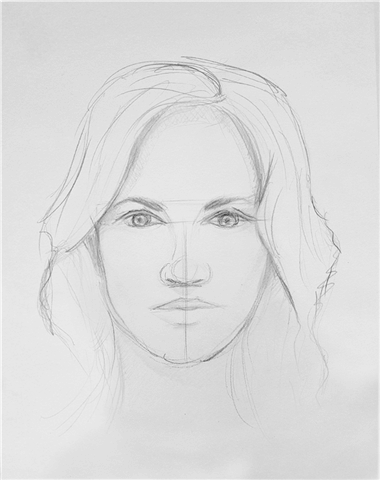 Geliefde Zo teken je in 6 stappen een realistisch portret - www.stabilo.nl @OJ82