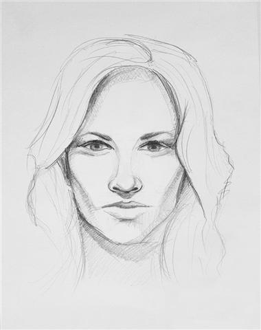 Voorkeur Zo teken je in 6 stappen een realistisch portret - www.stabilo.nl #JH23