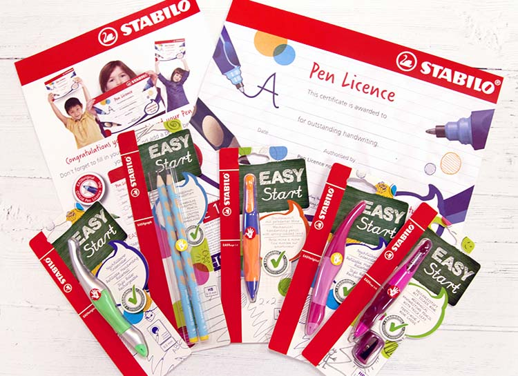 STABILO Pen Licence class pack