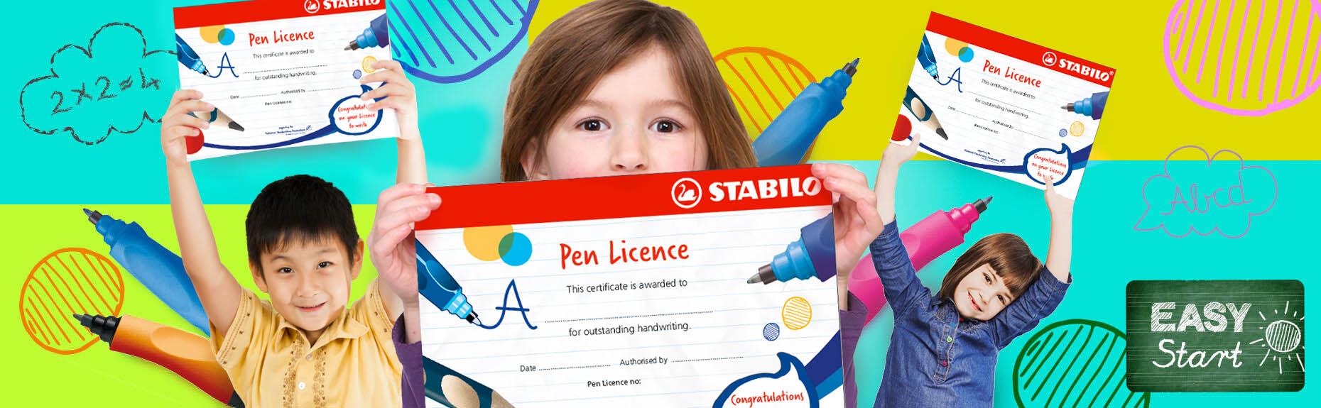 STABILO Pen Licence